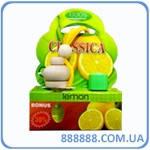 Ароматизатор Classic бутылочка с деревянной пробкой + запаска Лимон