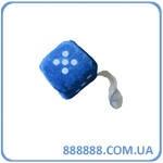 Игрушка Кубик на присоске цветной маленький