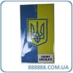 Ароматизатор Фрешка Флажок - Украина вишня - шоколад