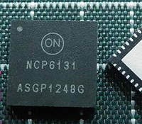 Шим, ON Semiconductor NCP6131 pwmIC, QFN52