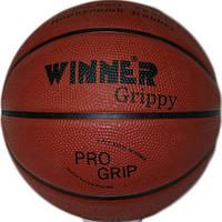Мяч баскетбольный WINNER Grippy № 5