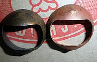 Вкладыши медно-графитовые на пальцы кулаков передней подвески Запорожец ЗАЗ-968 / 966. 966-3001071-А Вкладыш, фото 1