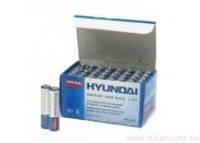 Батарейка Hyundai R 03 1х4 в кор. (60/1200) [139004]