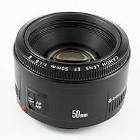 Объектив Canon EF 50mm f/1.8 II (на складе)