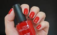 """Покриття нігтів лаком Vinylux CND, салон-перукарня """"Доміно"""" (Сихів)"""