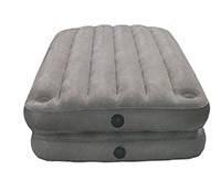 Односпальная надувная кровать Intex 67743 2-IN-1 AirBed (без насоса 99 х 191 х 46 см)