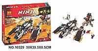"""Конструктор Bela Ninja 10529 (аналог Lego Ninjago 70595) """"Внедорожник с суперсистемой маскировки """" 1135 дет"""