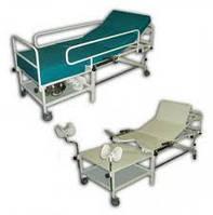 Ліжко функціональна для пологів допоміжна КФР