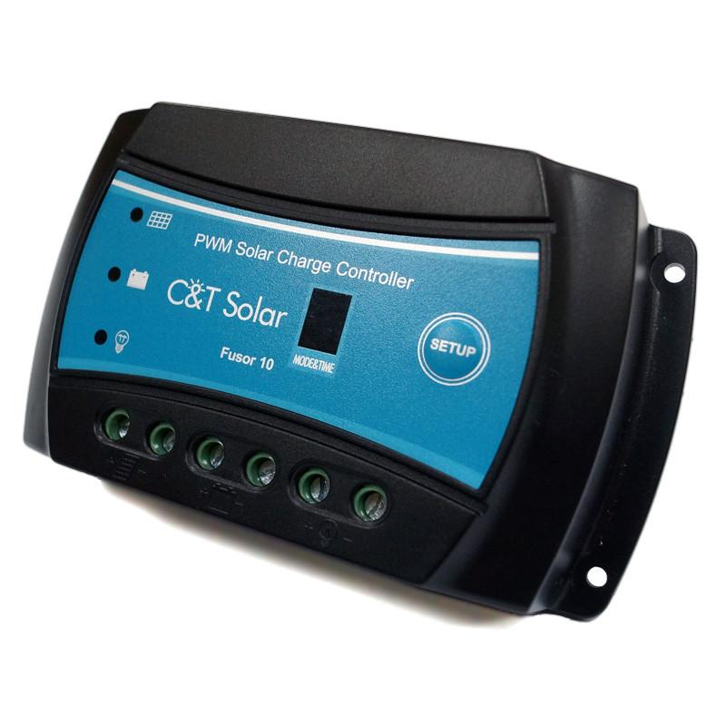 Контроллер заряда C&T Solar Fusor 1024 (10А 12\24В)