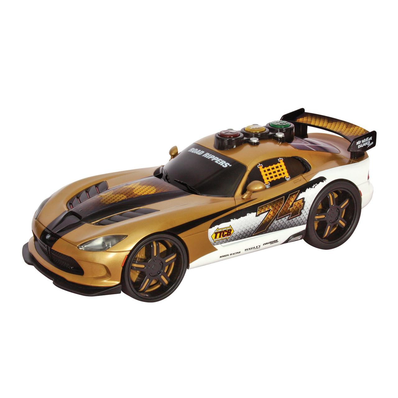 "Dodge Viper 2013, серия ""Веселые гонки"", 33 см «Toy State» (33606)"