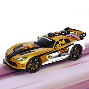 """Dodge Viper 2013, серия """"Веселые гонки"""", 33 см «Toy State» (33606), фото 2"""