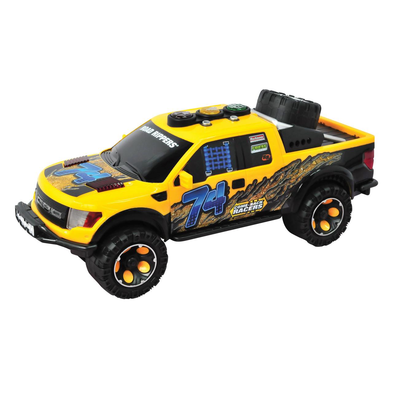 "Ford F150 Raptor SVT, серия ""Веселые гонки"", 33 см «Toy State» (33605)"