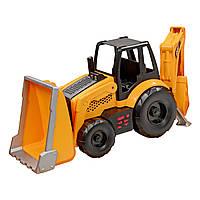Игрушечные машинки и техника «Toy State» (35645) экскаватор CAT, 33 см