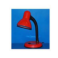 Настольная лампа Е-27; №203 плафон малый max 40w; красный