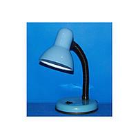 Настольная лампа Е-27; №203 плафон малый max 40w; голубой