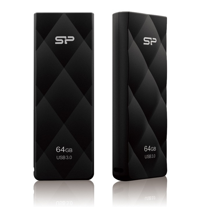 USB Флеш SILICON POWER BLAZE B20  Black USB3.0