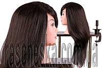 """Учебная болванка с натуральными волосами """"Karina"""""""