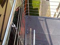 Балконы коттеджей