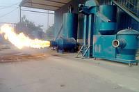 Предтопок для сжигания древесной пыли с бункером HQ-W/