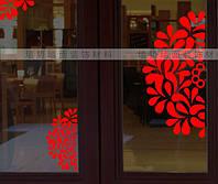 Дизайнерская наклейка для окна
