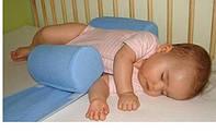 Подушка для новорожденных (ограничитель - фиксатор) сделано в Украине