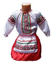 Карнавальный костюм украинки для малышей, украинский народный костюм