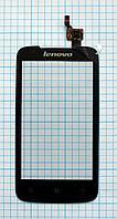 Сенсорный экран для мобильного телефона Lenovo  A356, черный