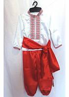 Карнавальный костюм украинца для малышей, украинский народный костюм