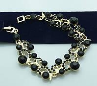 Популярный нарядный браслет. Женские аксессуары на руку оптом. 981