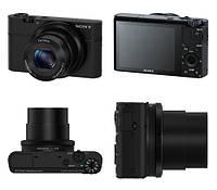Компактний фотоапарат Sony DSC-RX100