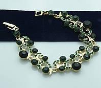 Вечерний красивый браслет. Эксклюзивные украшения оптом недорого. 987