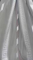 Тюли  нейлон Версаче доставка бесплатно (kod 2619)
