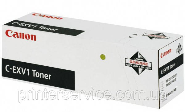 Тонер Canon C-EXV1 Black (4234A002) для iR4600/5000/5020/6000/6020
