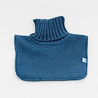 Манишка с флисовой подкладкой для мальчика 1-3лет