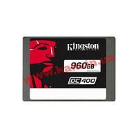"Твердотельный накопитель SSD Kingston DC400 960GB 2.5"" SATA (SEDC400S37/960G)"