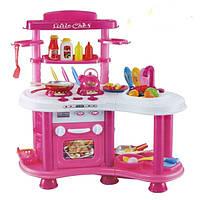 Набор игрушечный Кухня с посудой Little Chef 2398