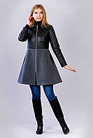Молодежное качественное женское пальто