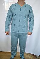 Пижама мужская Dehai Флисовая разные цвета