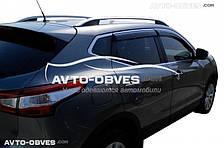 Рейлинги продольные Nissan Qashqai 2014-.. (Crown, турецкие)