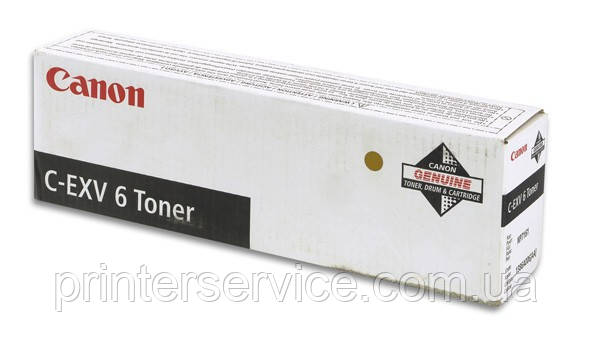 Тонер Canon C-EXV6 Black (1386A006) для NP7161