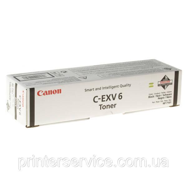 Тонер Canon C-EXV6 Black для NP7161 (1386A006)