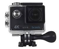 Экшен камера BRAVIS A1 black