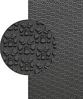 BISSELL, БИЗЕЛ, art.033-small, р. 380*570*2 мм, цв. чёрный - резина подметочная/профилактика листовая