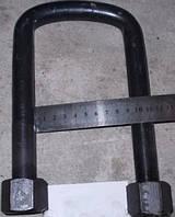 Стремянка рессоры передней КРАЗ М22х1,5 L=215 с гайкой (пр-во Самборский ДЭМЗ)
