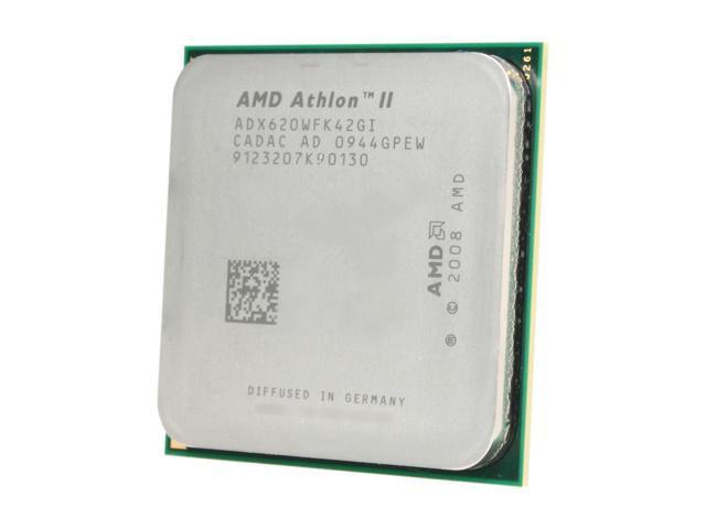 Процессор AMD Athlon II X4 620 Socket AM2+ AM3 AM3+ (630 635 640 645)
