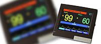 """Пульсоксиметр - монитор пациента PM-60A 3.5"""" цветной TFT дисплей, передача данных на ПК, CONTEC"""