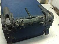 Ремонт Корпуса чемодана с заменой Колесного блока