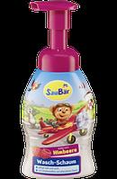 DenkMit Saubar Wasch-Schaum Himbeere пенка для умывания детская 250 мл Малина