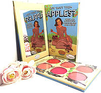 Румяна THE BALM APPLE 6 шт