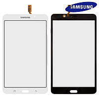Touchscreen (сенсорный экран) для Samsung Galaxy Tab 4 7.0 T230, T231, T235, Wi-Fi, белый, оригинал